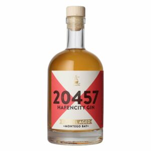 Hafencity Gin Montego Bay Barrel Jamaika Rum Kaffirlimette Orangen Rosine Karamell Vanille London Dry Gin Spirit Chapeau Marén Tom und Konsorten Hamburg Elbphilharmonie