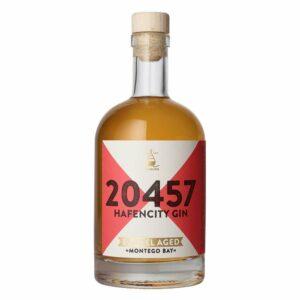 Hafencity Gin Montego Bay Barrel Jamaika Rum Kaffirlimette Orangen Rosine Karamell Vanille London Dry Gin Spirit Chapeau Marén Hamburg Elbphilharmonie